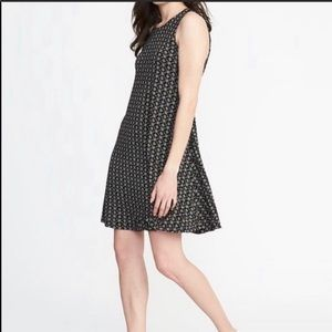Old navy jersey swing dress small NWT